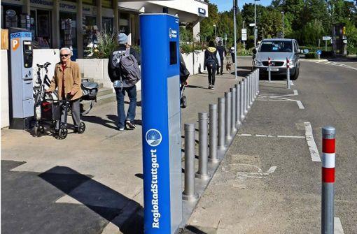 Radstation führt zu Streit