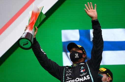 Lewis Hamilton – die Rekordmaschine