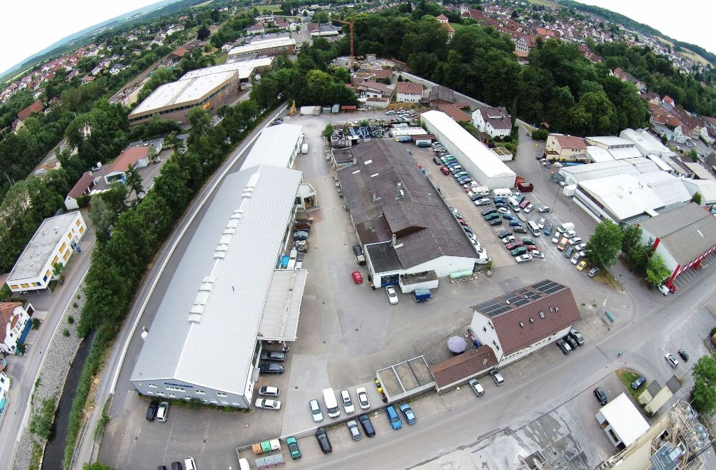 Die Firma in Oppenweiler kann wohl weitergeführt werden. Foto: privat