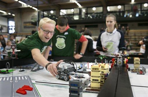 Heldele Robotics erfolgreich