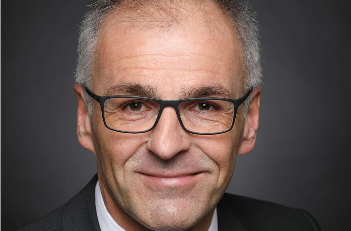 Daniel Beutel ist gebürtiger Schorndorfer und hat am Burg-Gymnasium sein Abitur gemacht. Foto: privat