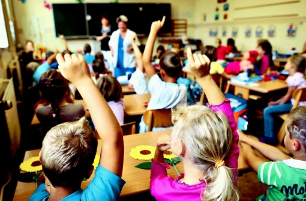 Etwa 130 Gemeinschaftsschulen gibt es bald im Südwesten. Foto: dpa-Zentralbild