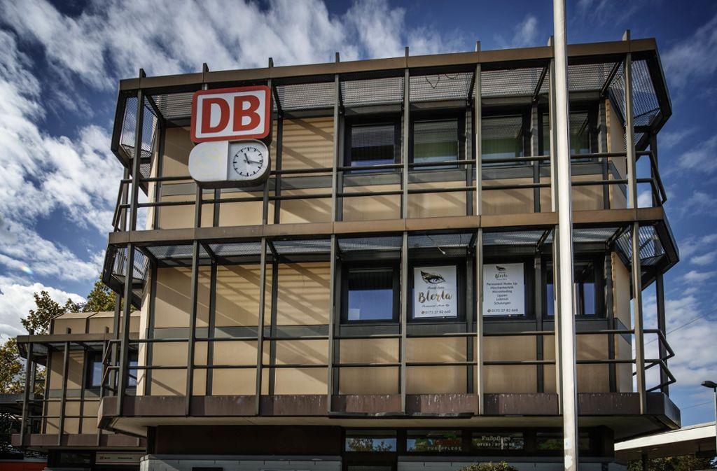 Rund um den Waiblinger Bahnhof soll ein vorbildliches Mobilitätszentrum entstehen. Foto: /Gottfried Stoppel