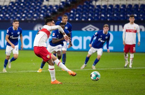 VfB Stuttgart bleibt auswärts ungeschlagen