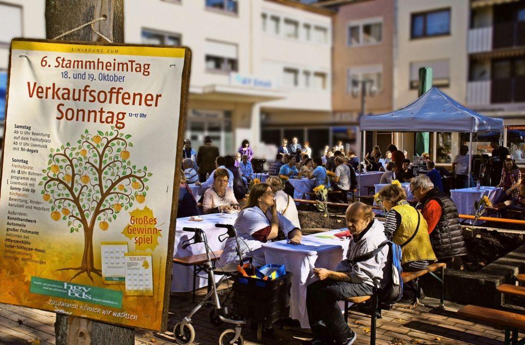 Nachdem der Stammheim-Tag in diesem Jahr abgesagt  wurde, soll er 2017 wieder stattfinden. Die Veranstaltung ist auf den 24. September terminiert. Foto: Archiv Leonie Schüler