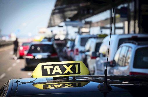 Das sagen die Taxifahrer aus Stuttgart
