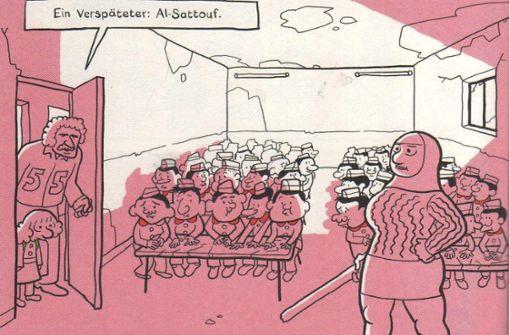 Eine Knollennase in Assads Land
