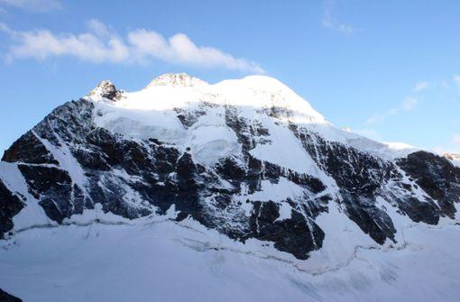Deutsche Bergsteigerin stürzt hundert Meter in den Tod