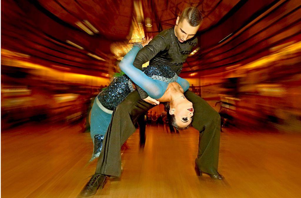 Der Tanz vereint sportliche Höchstleistungen mit Anmut und Taktgefühl. Foto: Baumann