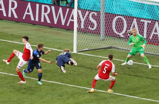 Dänemark verliert nach Schock gegen Finnland