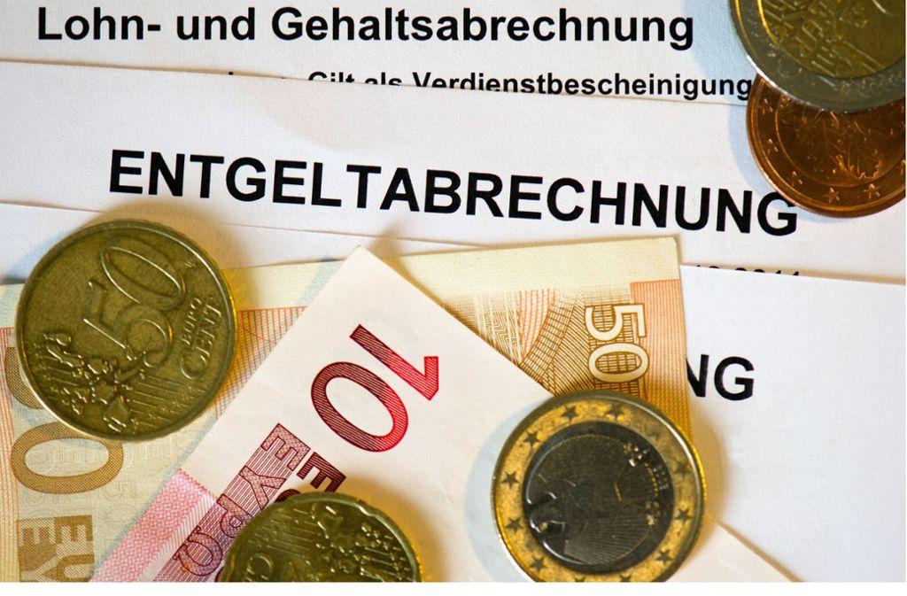 Das Durchschnittsgehalt in Baden-Württemberg liegt bei 48870 Euro, das sind 8,6 Prozent mehr als im Bundesschnitt. Foto: dpa