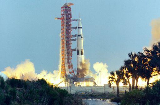 """Wie das Drama der """"Apollo 13"""" seinen Lauf nahm"""