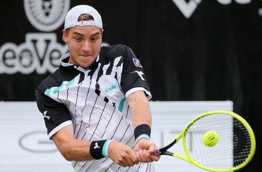 Struff schlägt Ex-Champion und steht im Halbfinale