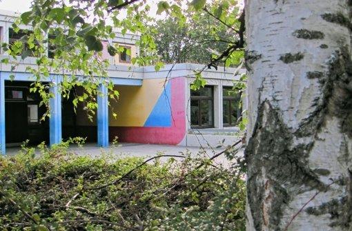Die Schule in Bad Heumaden