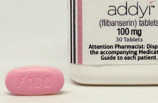 Vorsicht wegen Nebenwirkungen