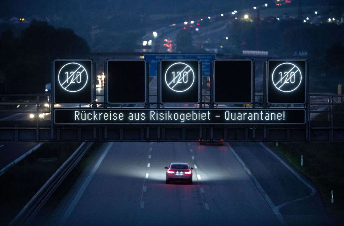 Insgesamt 760 Personen sind in Stuttgart derzeit in Quarantäne Foto: Marijan Murat/dpa