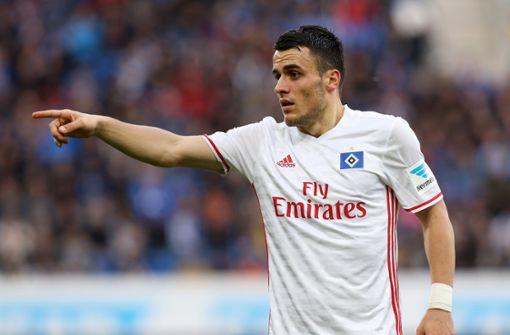 Eintracht Frankfurt leiht Kostic aus