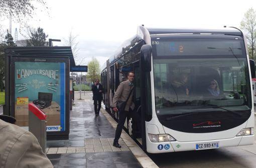 Mehrheit der Ludwigsburger will keine Schnellbusse