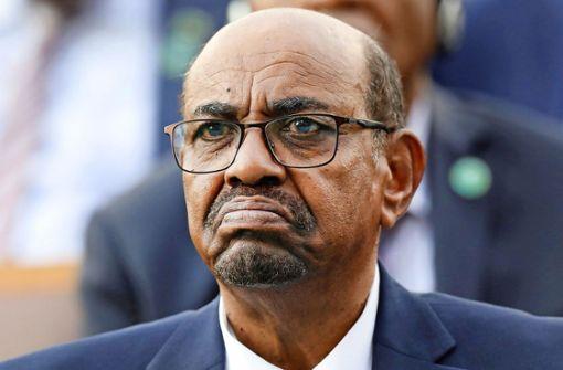 Sudans Ex-Präsident  soll zwei Jahre in Haft