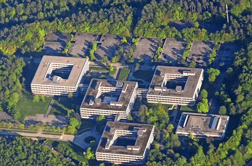Die Investoren, die das ehemalige IBM-Gelände gekauft haben, wollen die Öffentlichkeit in die Neugestaltung  einbeziehen. Foto: dpa