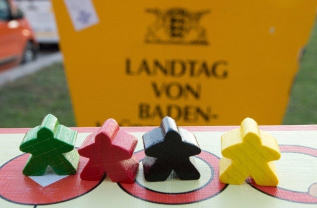 In Kürze ist Landtagswahl in Baden-Württemberg. Foto: dpa