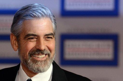 George Clooney trägt einen, Kai Diekmann, sogar Ingo Zamperoni: Vollbart. Foto: dpa