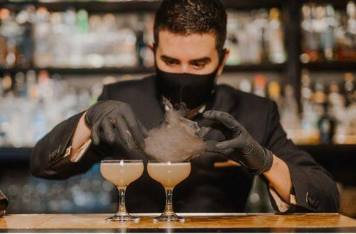 Der Gin News – die Verführung von Jigger & Spoon für Silvester