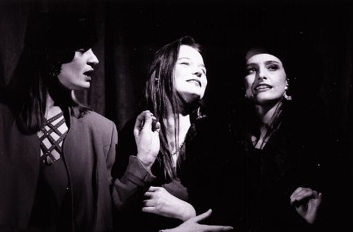 Impro-Theater-Training und Expressionismus
