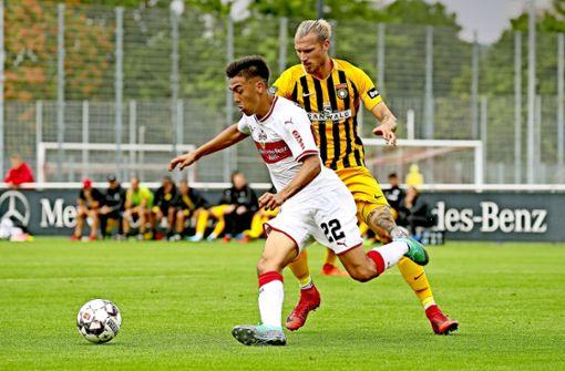 Nicolas Gonzalez – der neue VfB-Draufgänger