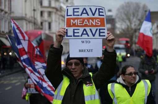Führungsloses Großbritannien