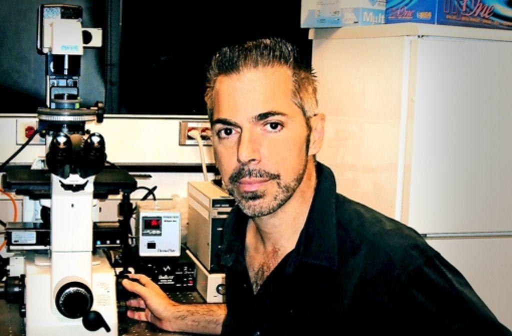 Robert Lanza ist Chefwissenschaftler der Biotech-Firma Advanced Cell Technology. Foto: privat