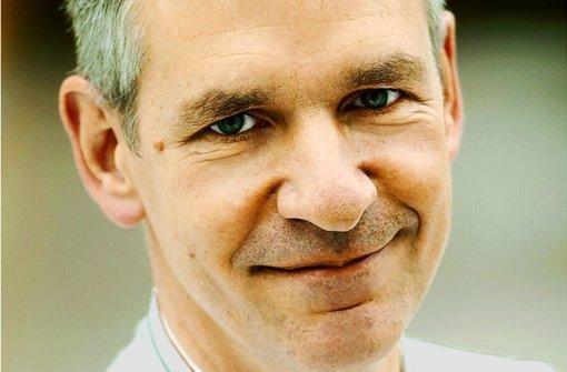 Mark Dominik Alscher, Ärztlicher Direktor am Robert-Bosch-Krankenhaus Stuttgart Foto: RBK