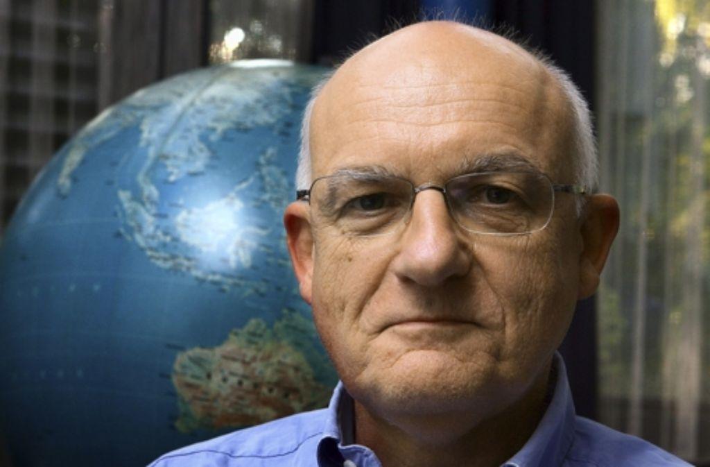 Hans-Ulrich Keller, der frühere Leiter des Planetariums in Stuttgart, wird am Sonntag 70 Jahre alt. Foto: dpa