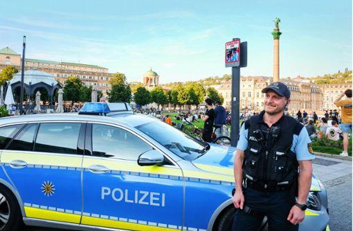 So hat Polizist Kai Conzelmann damals die Krawallnacht  erlebt