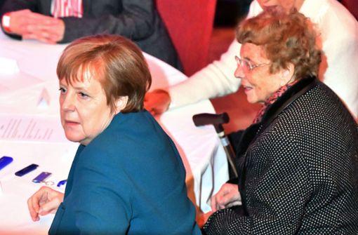 Angela Merkels Mutter ist gestorben