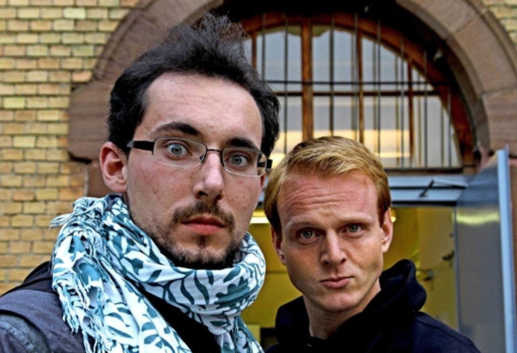 Markus&Markus wollen zeigen, dass demente Menschen Qualitäten haben, die oft  übersehen würden. Foto: factum/Granville