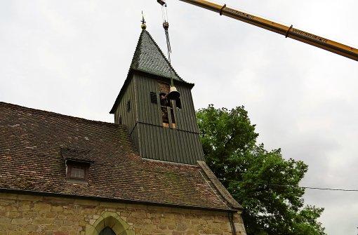 Neue Glocke für die Alte Kirche
