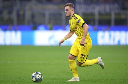 Darum finden Jacob Bruun Larsen und der VfB  nicht zusammen
