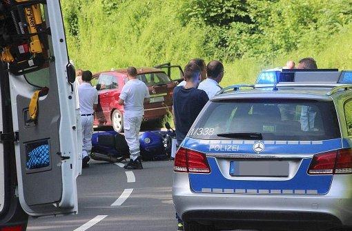 23-jähriger Motorradfahrer kommt ums Leben