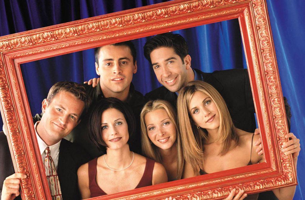 """Seit Monaten gibt es Spekulationen über ein """"Friends""""-Revival. Foto: AP"""