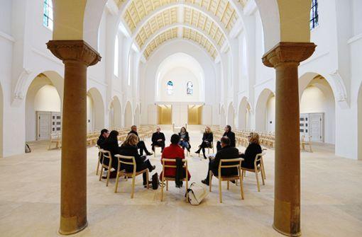 Das Spirituelle Zentrum der Katholischen Kirche in Stuttgart