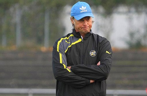 SpVgg 07 Ludwigsburg entlässt Trainer