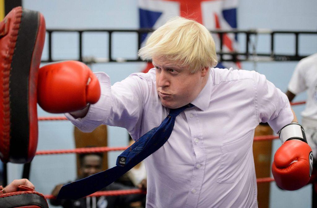 Kennen Sie diesen Haarschnitt? Ja klar. Er gehört Boris Johnson, der neue britische Premierminister, konservativer Brexit-Terminator und Albtraum eines jeden Figaros. Foto: AFP