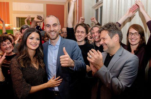 Grüner Belit Onay wird Oberbürgermeister