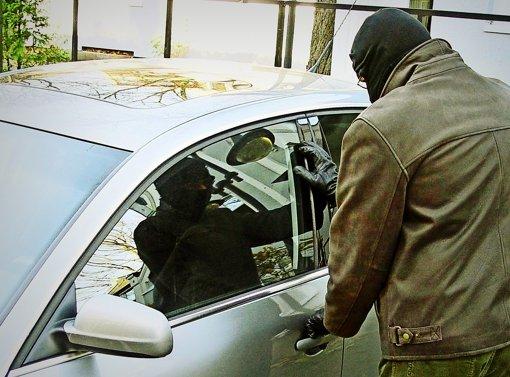 Autohändler von Dieben geplagt