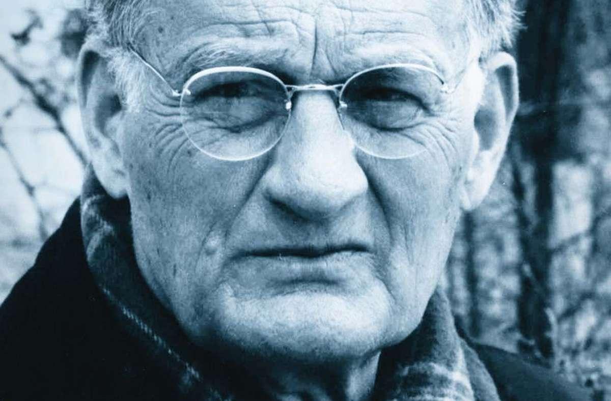 Christian Farenholtz ist am 3. Mai im Alter von 98 Jahren gestorben Foto: Sabine Rheinholdt