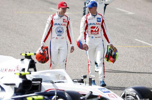Warum Nikita Masepin in der Formel 1 wenig beliebt ist