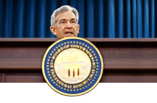 Trump schießt sich auf Powell ein