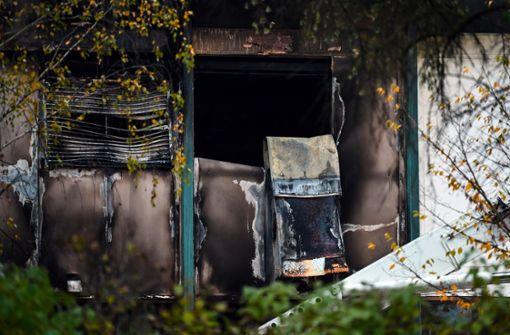 Bosch-Fabrikhalle ist nach Feuer einsturzgefährdet