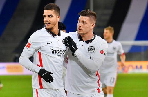 Darum ist Eintracht Frankfurt die Mannschaft der Stunde